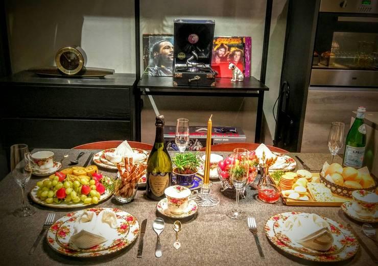 生日派對:  廚房 by 橙風廚具