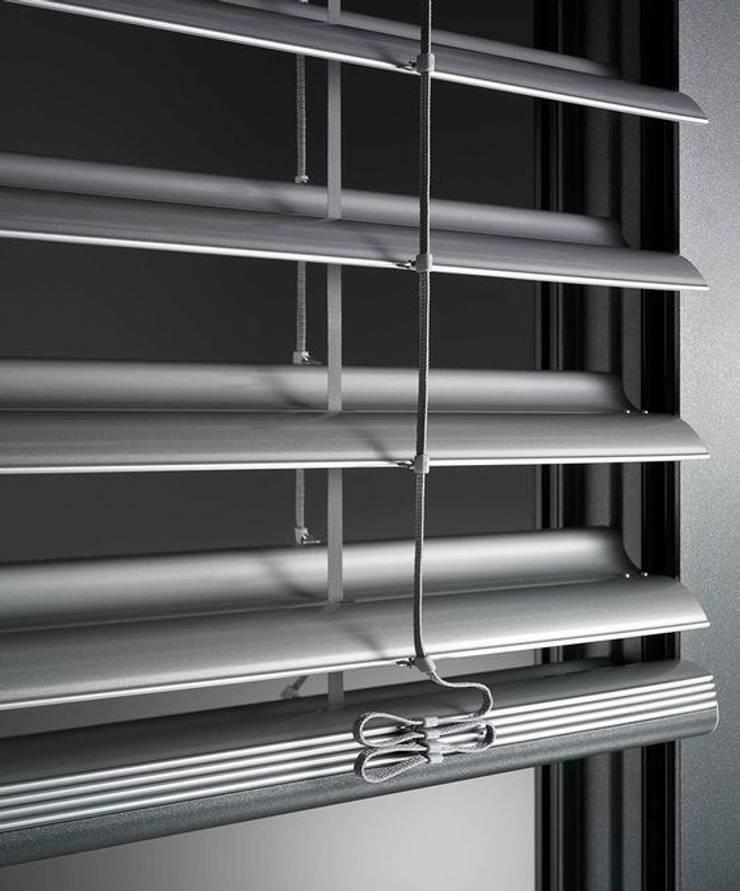 Sonnenschutz für Fenster+Fassade: klassische Arbeitszimmer von Markisen Zanker