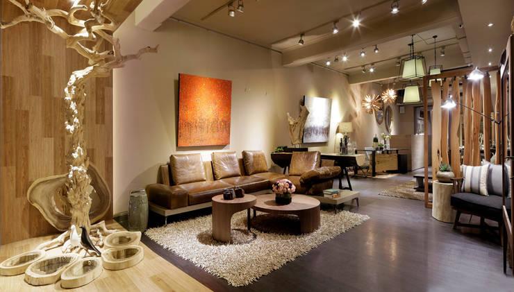 店內擺設二:  辦公空間與店舖 by 禾木家具