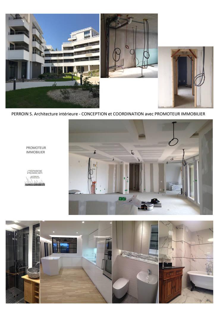 SUIVI de CHANTIER - PERROIN S - architecte et décoratrice d ...