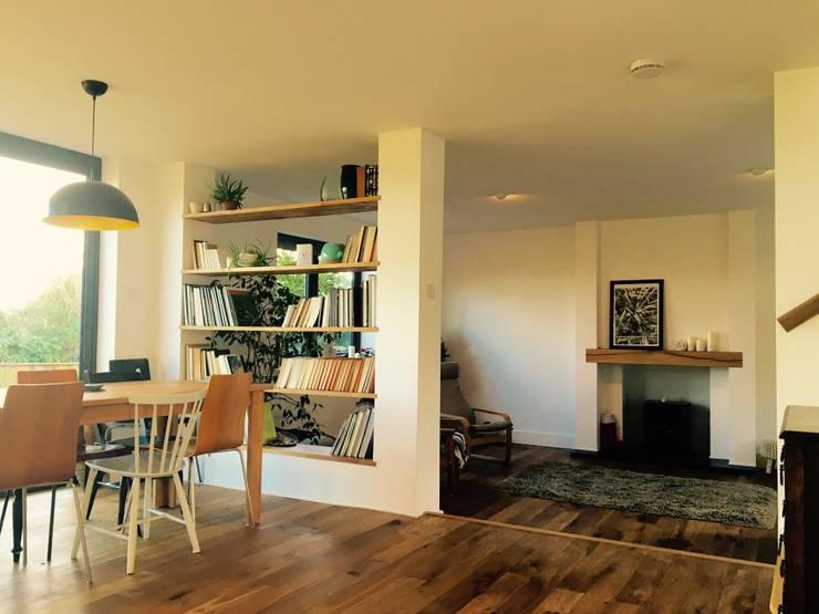 Projekty,  Łazienka zaprojektowane przez ADAPT ARCHITECTURE