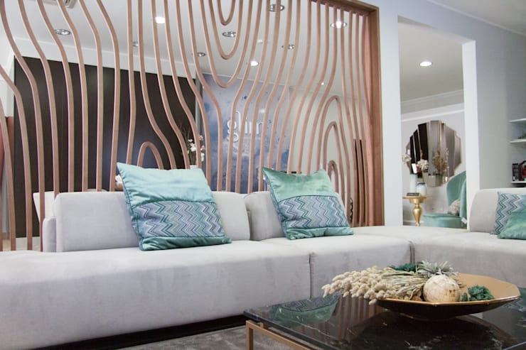 Ruang Keluarga by Glim - Design de Interiores