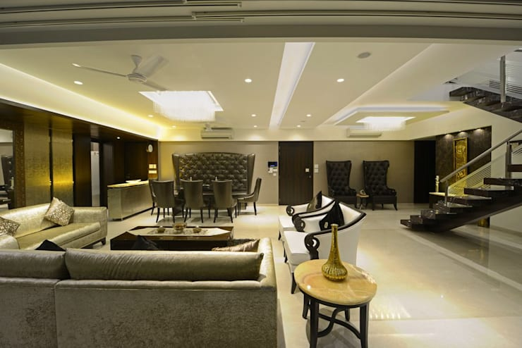 RESIDENCE APOORVA SHAH:  Hotels by ctdc,Modern