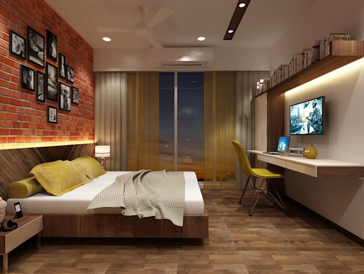RESIDENCE ARORA 3D:  Hotels by ctdc