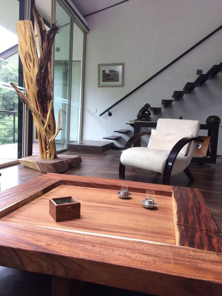 casa canterburry:  de estilo  por CESAR MONCADA S