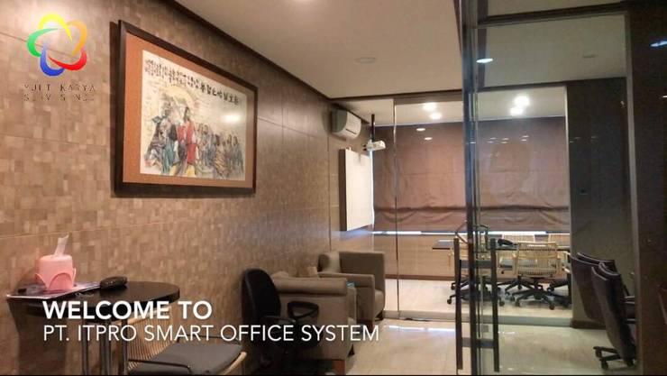Dalam Sekali tekan kantor kita sudah siap menyambut kita:  Kantor & toko by PT. Multi Karya Servisindo