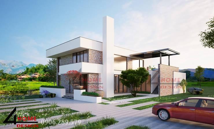 Long's House:   by Công ty TNHH CND Associates - Kiến trúc CND