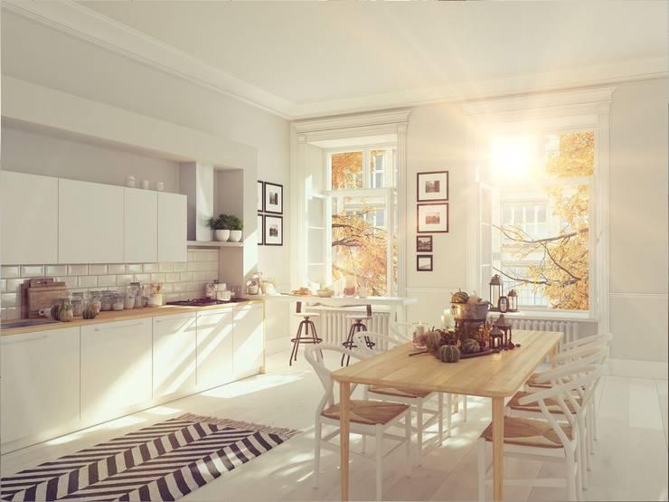 modern Kitchen by Nain Trading GmbH