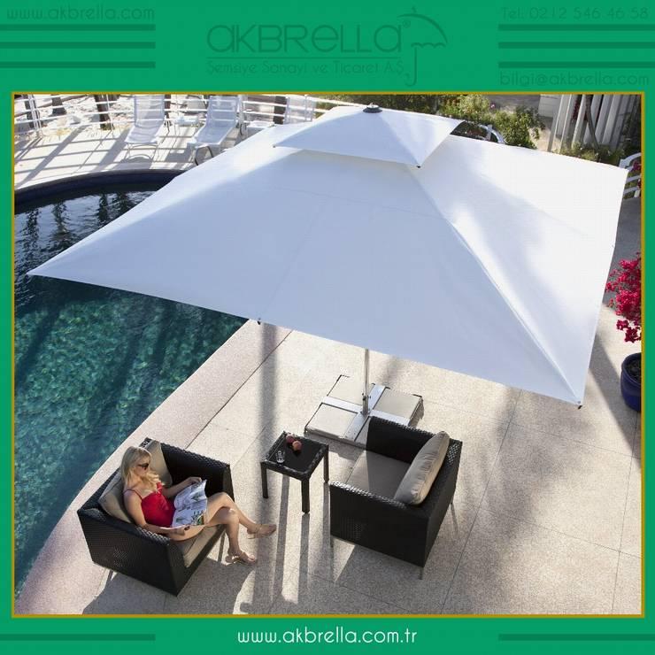 Akbrella Şemsiye San. ve Tic. A.Ş – İpli sistem manuel şemsiyeler: iskandinav tarz tarz Şarap Mahzeni