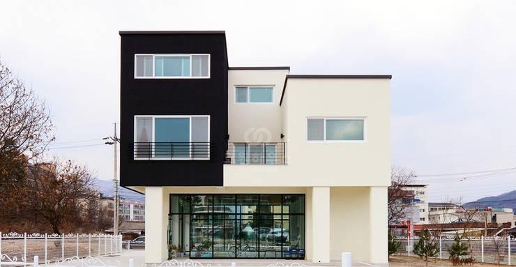 가평 읍내리 : 코원하우스의  주택