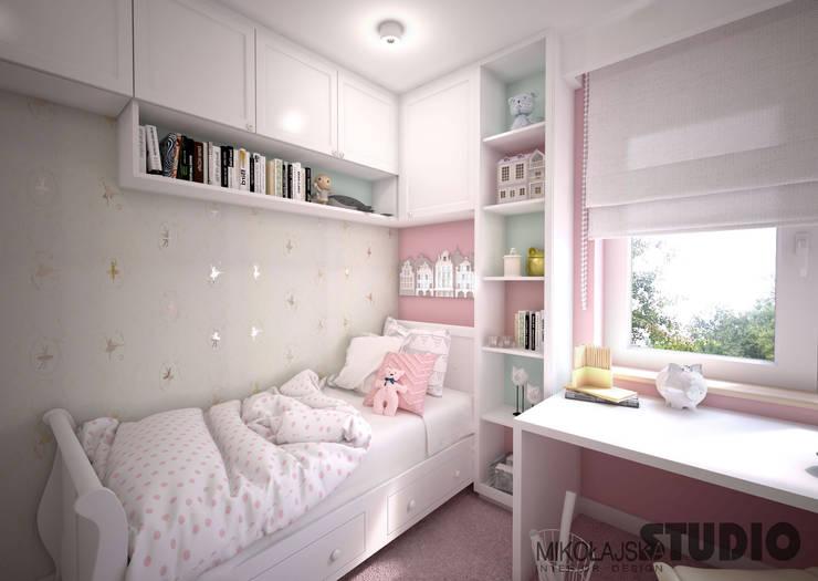 Nursery/kid's room by MIKOŁAJSKAstudio