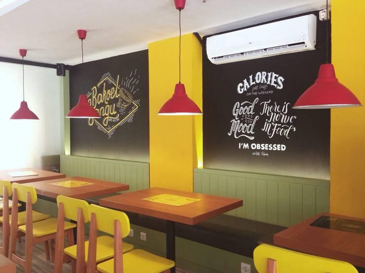 Bakoel Sangu Cafe & Bistro:  Restoran by RANAH