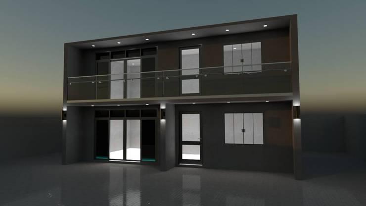 แบบบ้าน:   by ออกแบบเขียนแบบ 2D-3D