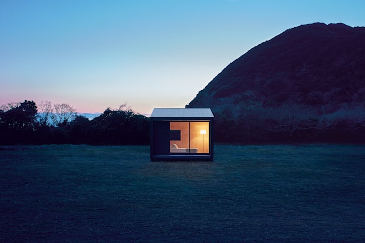 minimalistic Houses by homify