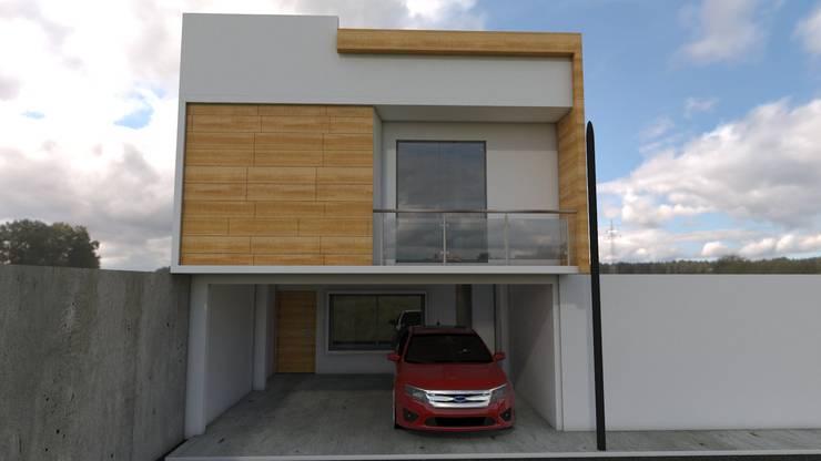 DESPUES:  de estilo  por + Ingenio Arquitectura y Diseño