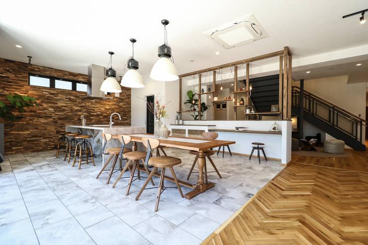 餐廳 by ジャストの家