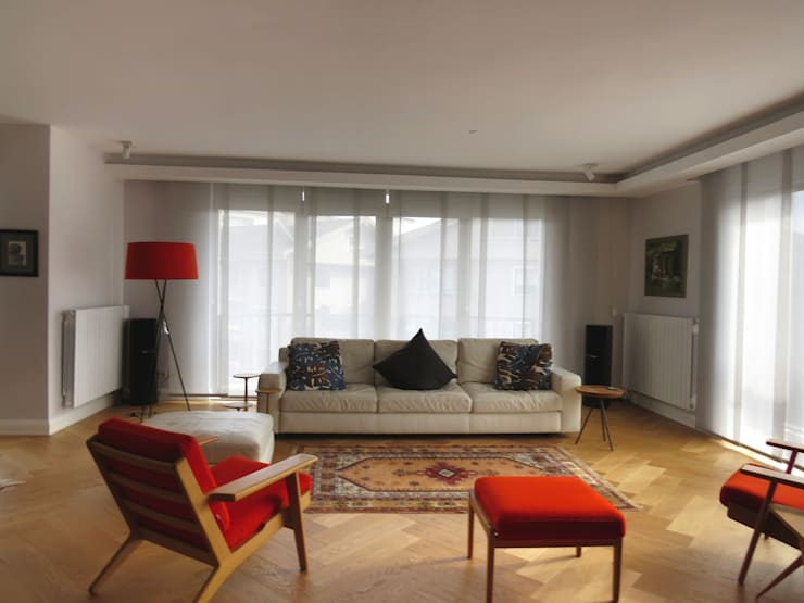 MİMPERA – Salon: tarz Oturma Odası