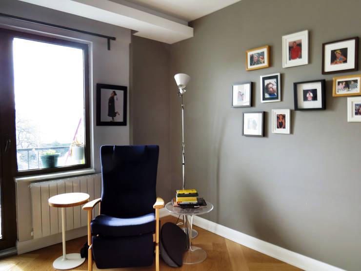 MİMPERA – Hobi Odası:  tarz Oturma Odası