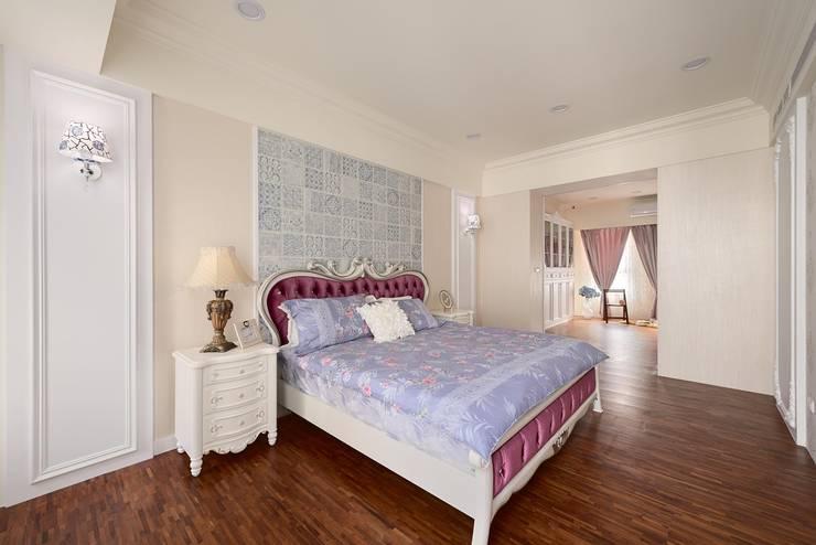 Bedroom by 趙玲室內設計, Classic