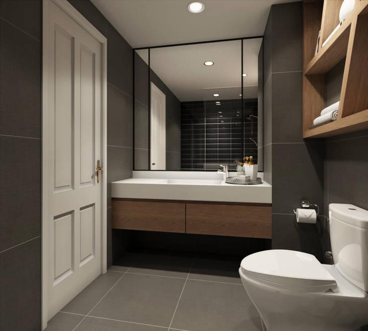 Bathroom by 22Augustudio