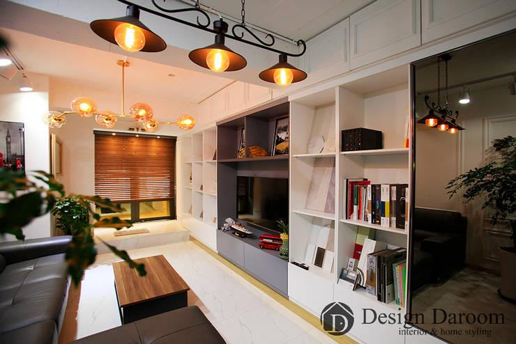 Ruang Kerja oleh Design Daroom 디자인다룸, Klasik