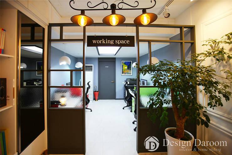 Study/office by Design Daroom 디자인다룸, Classic