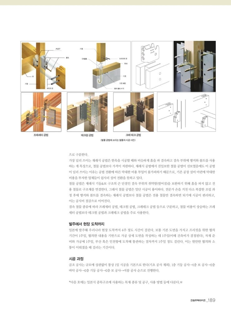 [중목구조 전문브랜드 창조하우징] 중목구조의 이해: 창조하우징의