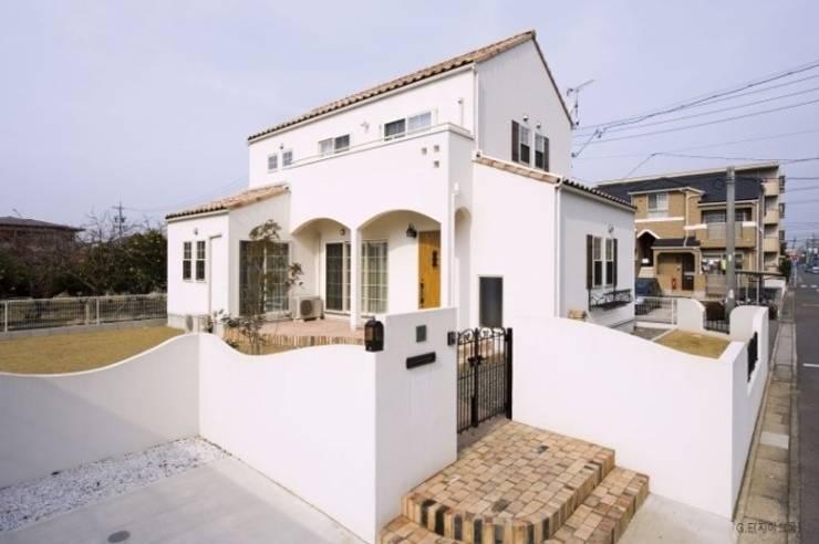 [중목구조 전문브랜드 창조하우징] 일본 프로방스 주택: 창조하우징의