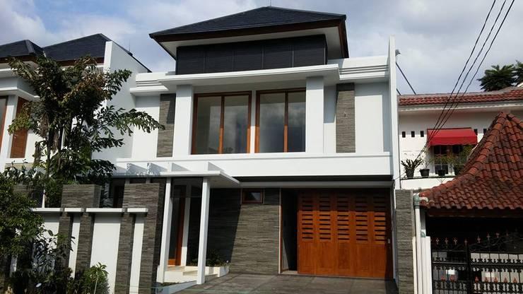 房子 by Jasa Arsitek Jakarta