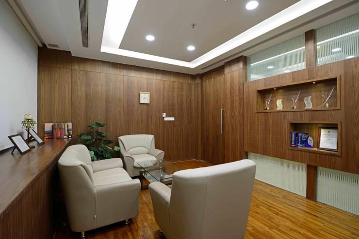 SBI Funds Management Pvt. Ltd.:  Commercial Spaces by Worksphere Ventures (I) Pvt. Ltd.