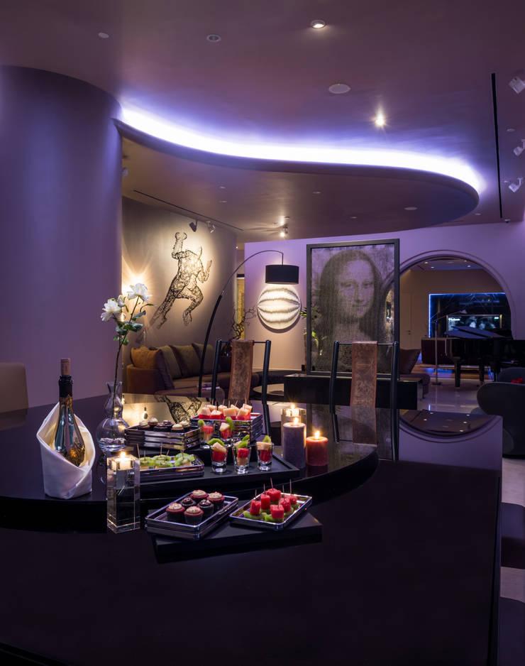 Dining Experience:  Ruang Makan by E&U