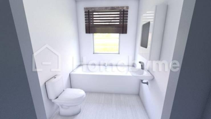 Bathroom Model:   by VAN TONDER NAUDÉ PROPERTY HOLDINGS (PTY) Ltd.