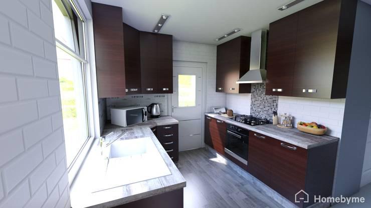 Kitchen Model:   by VAN TONDER NAUDÉ PROPERTY HOLDINGS (PTY) Ltd.