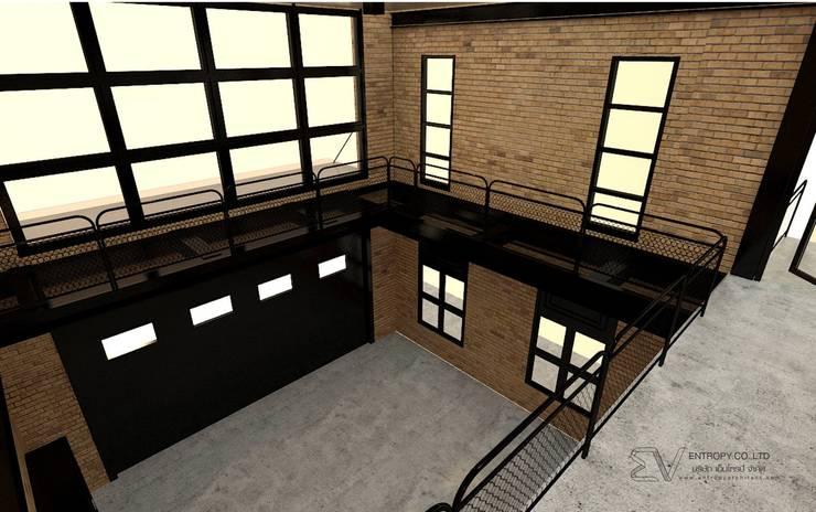 K.Nisagarn Renovate.Loft :   by entropyarchitect