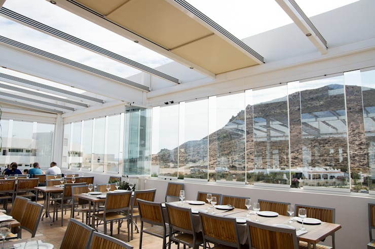 Restaurante El Molino: Bares y Clubs de estilo  de Beldaglass - The In & Out experience