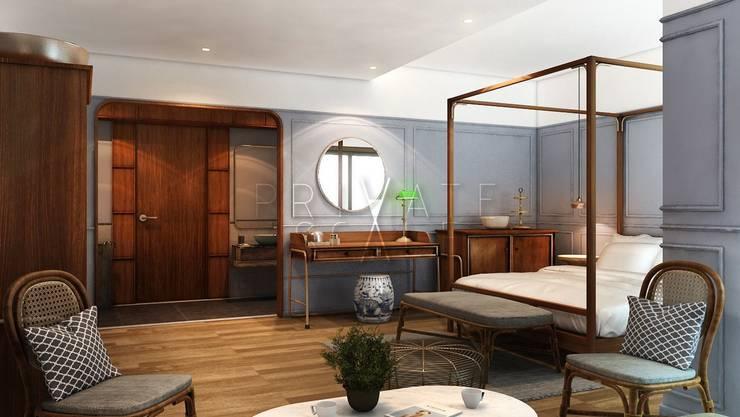 THE CRAFT HOTEL @ nimmanhaemin:   by private scale