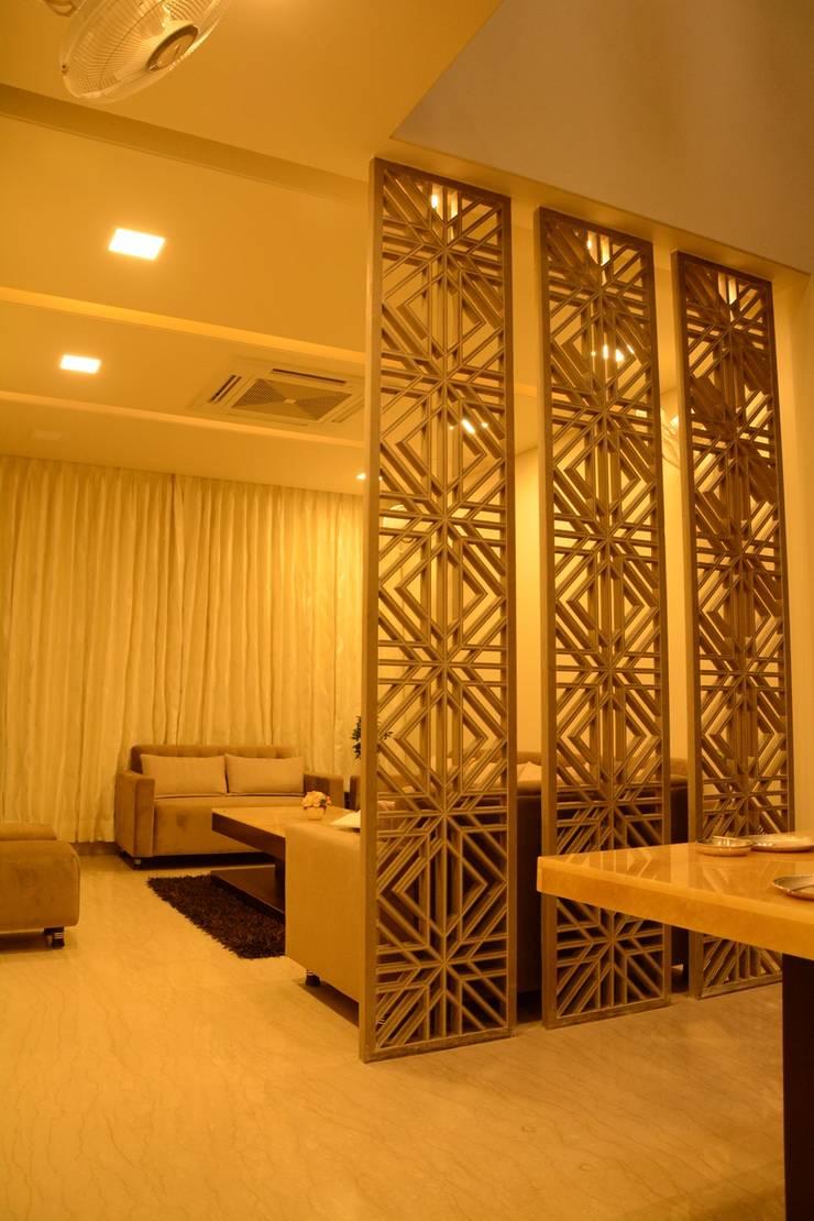 Living room : classic Living room by VB Design Studio