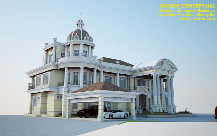 classic Houses by CASAMIO Co.,Ltd.