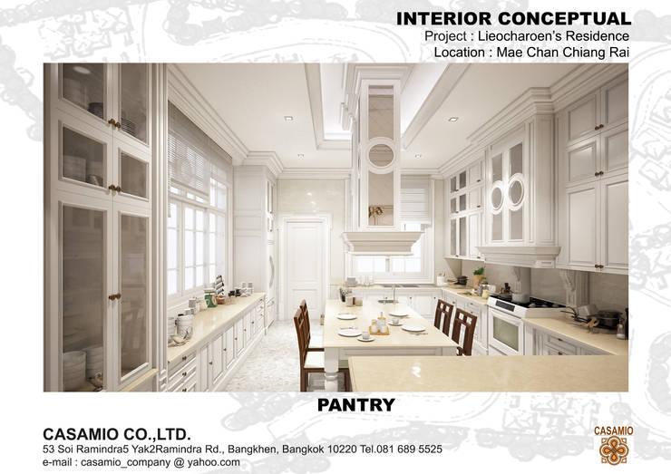classic Kitchen by CASAMIO Co.,Ltd.