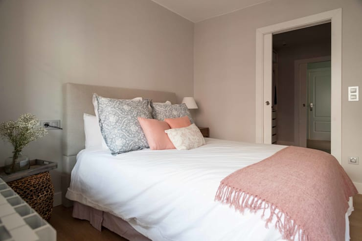 Phòng ngủ by Espacio Sutil