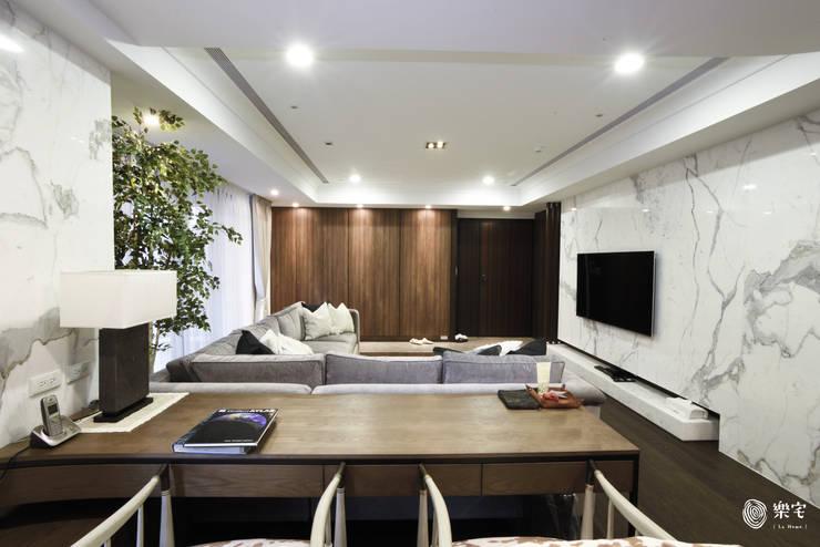 新店合環御寶:   by 樂宅設計|系統傢俱