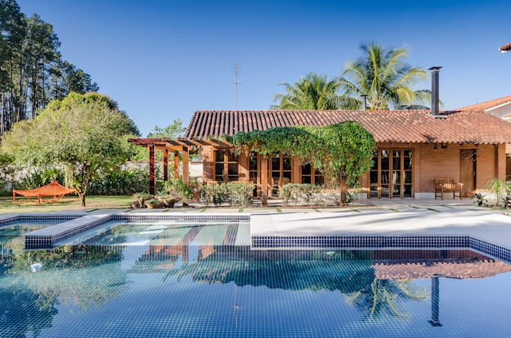 Projekty,  Ogród zaprojektowane przez Le Jardin Arquitectura Paisagística