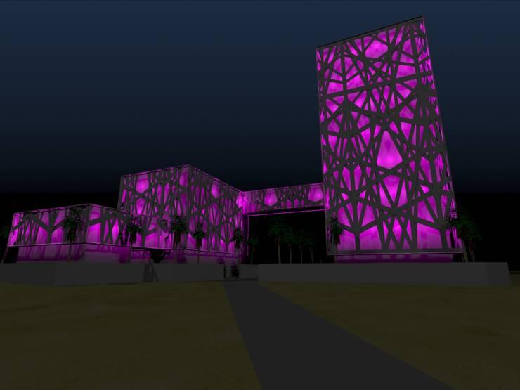 Concept Hotel:  Hotels by Gurooji Designs,