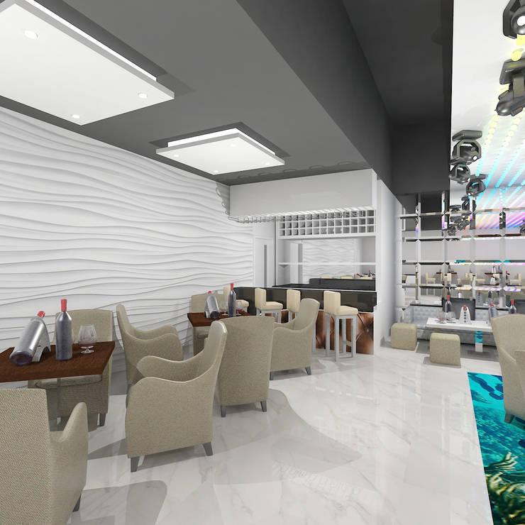 Caribbean Cuisine Restaurant :  Hotels by Gurooji Designs