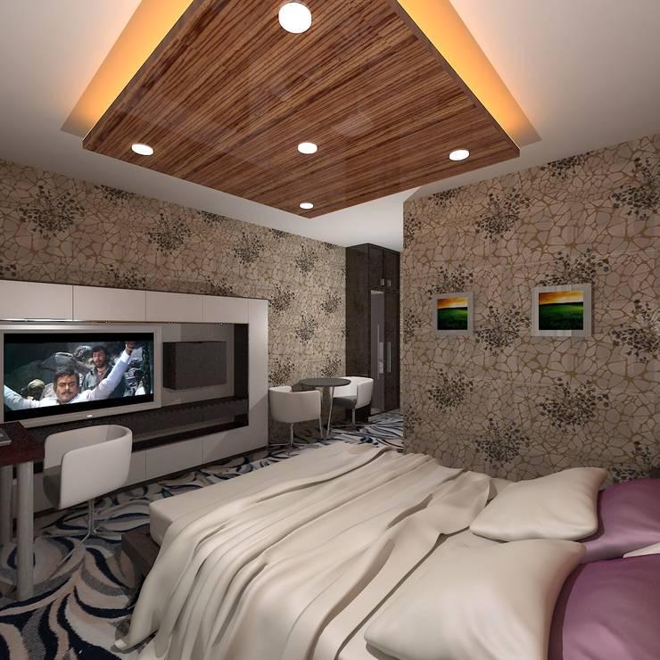 Orchid VUE Suites :  Hotels by Gurooji Design