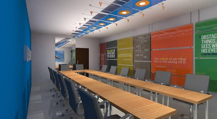 Training Center :  Schools by Gurooji Designs