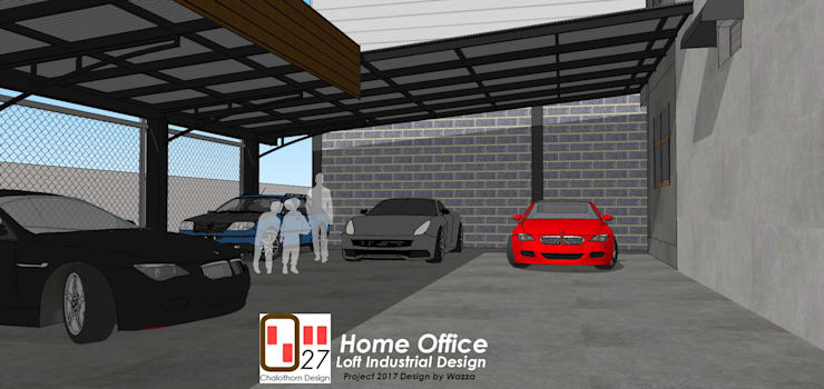 von OSMOSIS Architectural Design