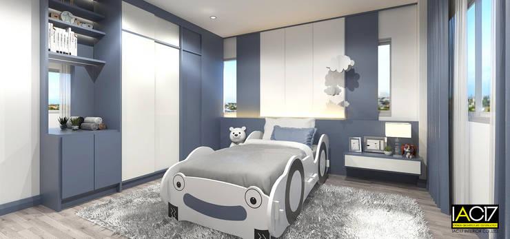 โปรเจค รามคำแหง 20:  ห้องนอนเด็ก by iac17interior