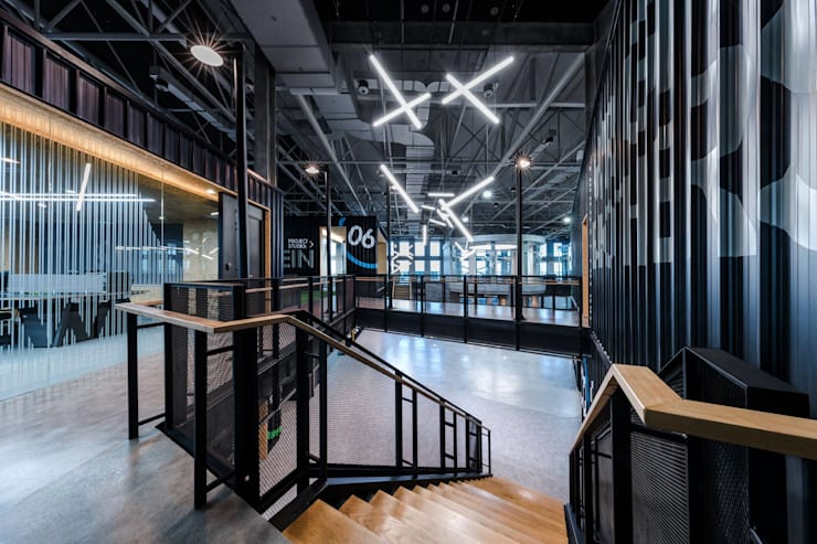 DESIGN WORK: KBTG – Innovation Campus:   by pbm