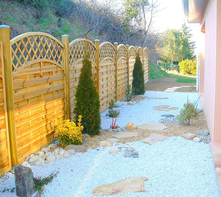 Création de jardins par Jacques Begot | homify